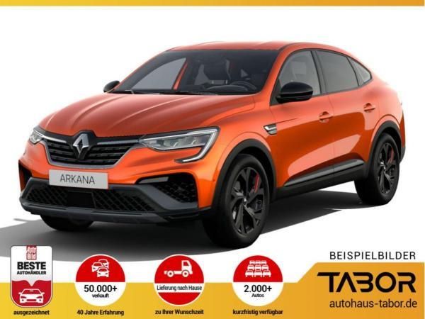 Renault Arkana R.S. LINE TCe 140 EDC ParkAssist Kam