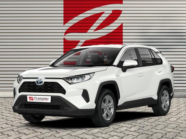 Toyota RAV 4 2,5 HYBRID BUSINESS EDITION ACC LED PDCv+h DAB USB
