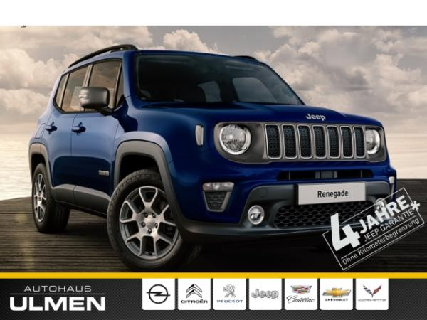 Jeep Renegade MY2021 Limited 8.4