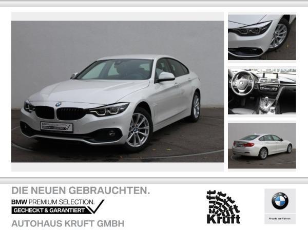 BMW 430 leasen