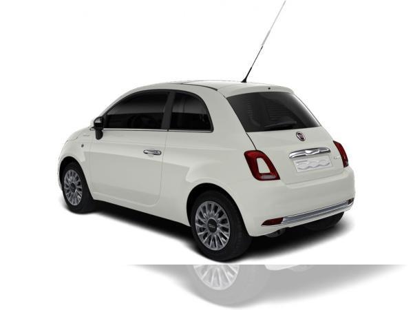 Fiat 500 MY21 1.0 GSE Hybrid Dolcevita, Apple/ Android Auto, Einparkhilfe