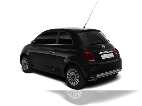 Fiat 500 MY21 1.0 GSE HYBRID DOLCEVITA , Apple/Android Auto, Einparkhilfe
