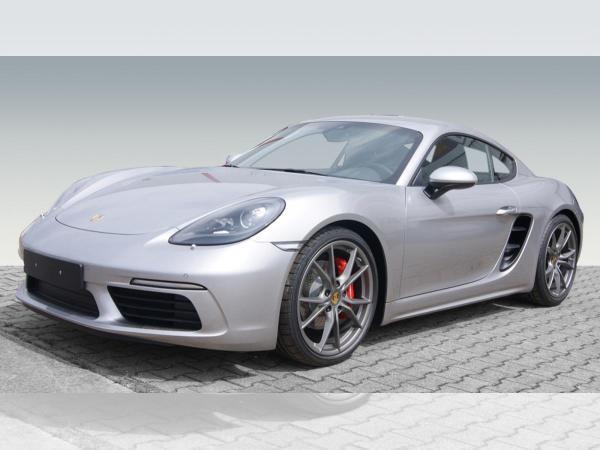 Porsche Cayman S // SONDERLEASING!