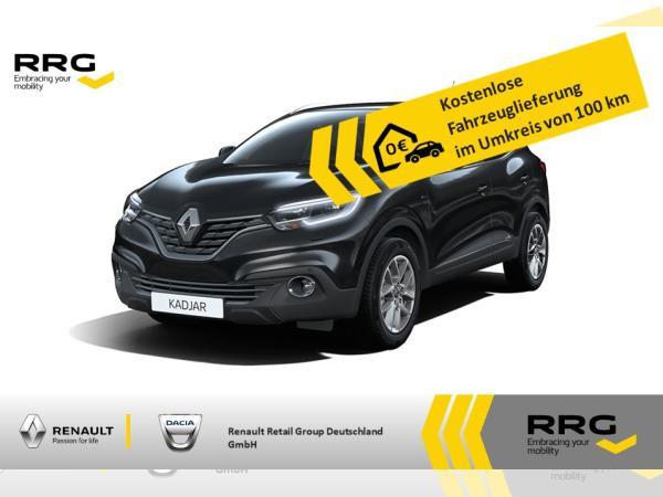 Renault Kadjar BLACK Edition TCe 160 EDC GPF *inkl. Klima, Sitzheizung*