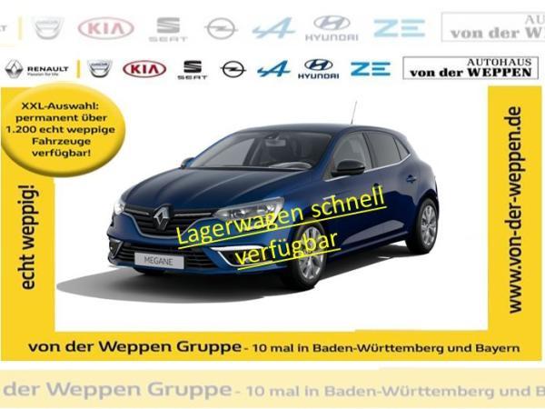 Renault Megane 5-Türer, Limted Deluxe, 140 PS, sofort Verfügbar!!