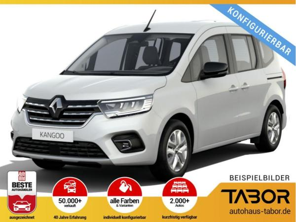 Renault Kangoo Edition One TCe 130 NEUES MODELL