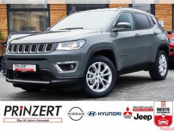Jeep Compass leasen