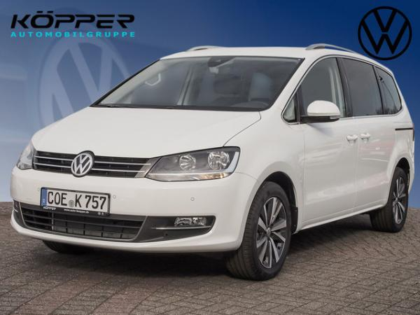 Volkswagen Sharan HIGHLINE 1.4 TSI AHK DAB EasyOpen Rückfahrkamera