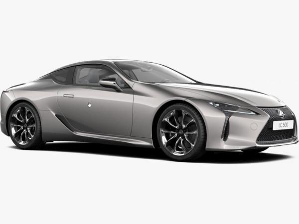 Lexus LC leasen
