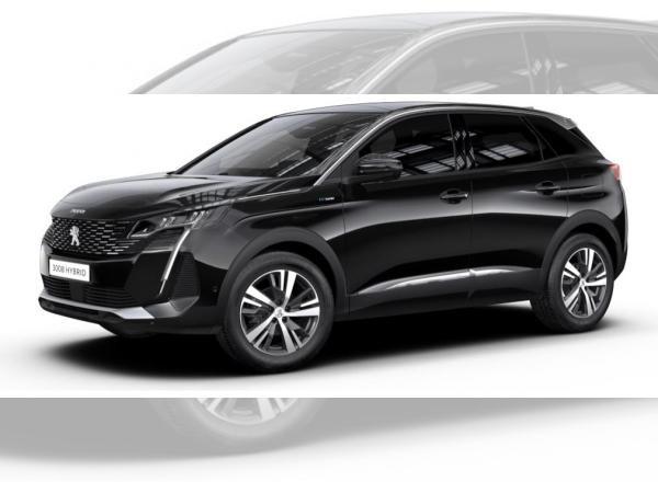 Peugeot 3008 HYBRID 225 e-EAT8 ALLURE - INKL. 3D-NAVI - ECO-LED - 18 Zoll LM-Felgen - UVM!