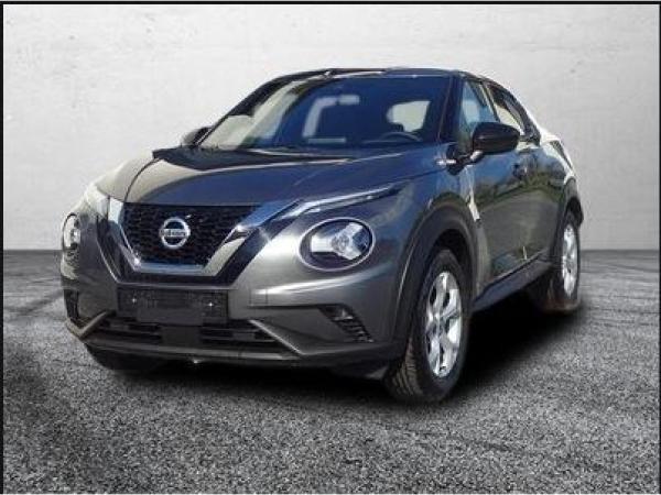 Nissan Juke leasen