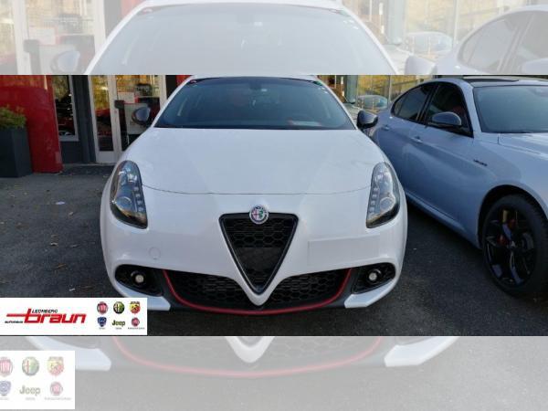 Alfa Romeo Giulietta leasen