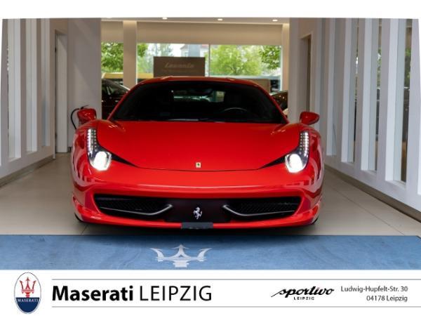 Ferrari 458 leasen
