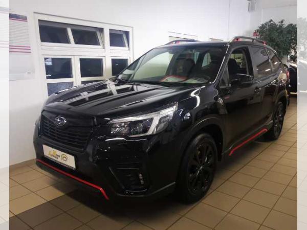 Subaru Forester leasen
