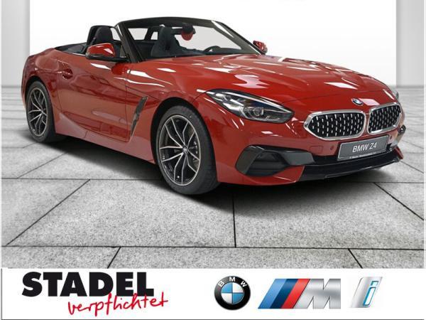 BMW Z4 sDrive20i SportLine ++Aktion++