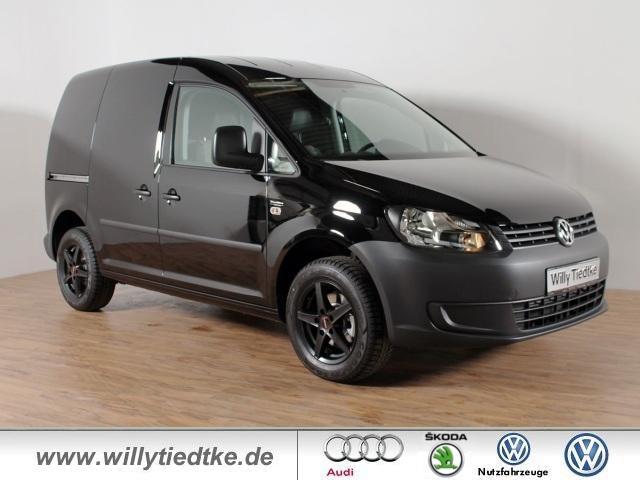 neuvertrag volkswagen caddy kasten black edition 1 2. Black Bedroom Furniture Sets. Home Design Ideas