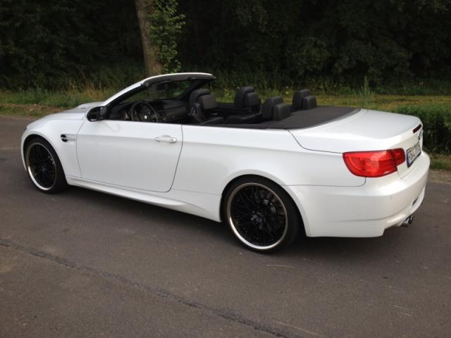 leasing bernahme bmw m3 cabrio e93 drivelogic cabrio wei. Black Bedroom Furniture Sets. Home Design Ideas