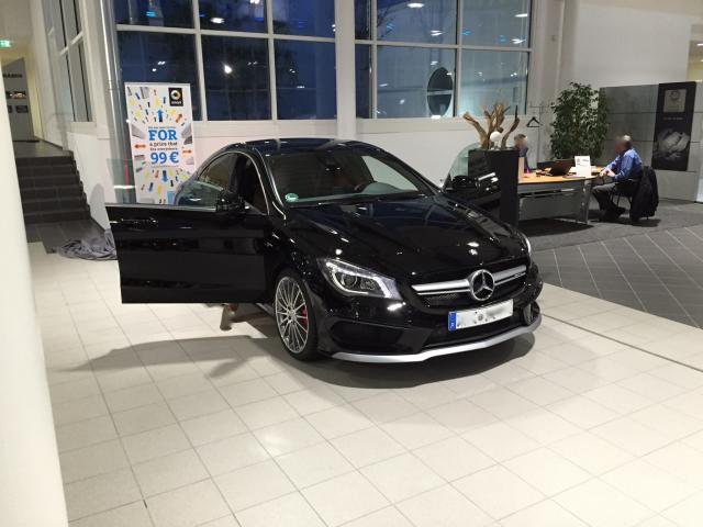 leasing bernahme mercedes benz cla 45 amg sport. Black Bedroom Furniture Sets. Home Design Ideas