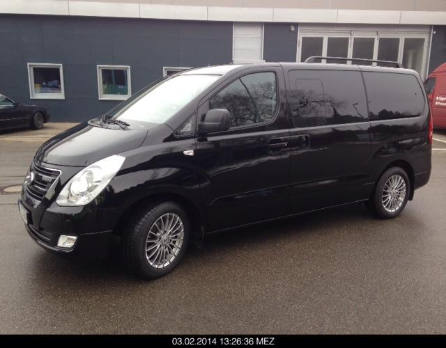leasing bernahme hyundai h 1 travel premium van. Black Bedroom Furniture Sets. Home Design Ideas