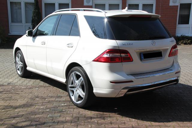 Mercedes benz ml 350 cdi 4matic sport for Mercedes benz ml 350 cdi