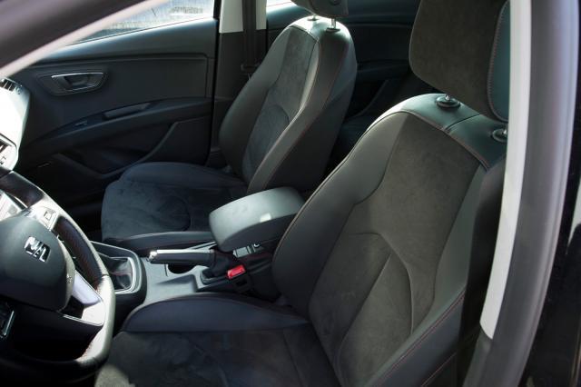 leasing bernahme seat leon 5f fr limousine schwarz. Black Bedroom Furniture Sets. Home Design Ideas