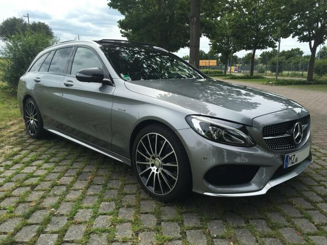 leasing bernahme mercedes benz c 43 amg t modell kombi. Black Bedroom Furniture Sets. Home Design Ideas