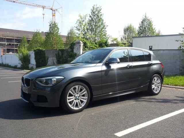 leasing bernahme bmw 116 116i f20 m paket limousine. Black Bedroom Furniture Sets. Home Design Ideas