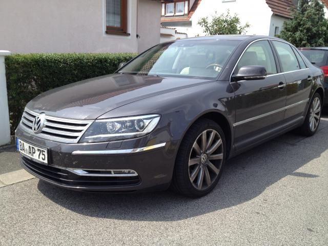 leasing bernahme volkswagen phaeton v6 diesel 4 motion. Black Bedroom Furniture Sets. Home Design Ideas