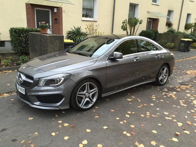 leasing bernahme mercedes benz cla 200 amg line sport. Black Bedroom Furniture Sets. Home Design Ideas