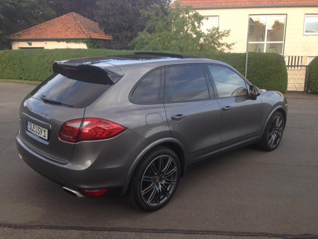 leasing bernahme porsche cayenne 92a v6 benziner 300. Black Bedroom Furniture Sets. Home Design Ideas