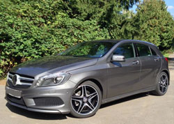 Mercedes Benz A-Klasse Leasing