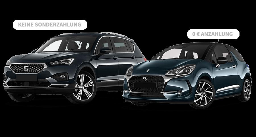 Leasing ohne Anzahlung: Günstige Angebote finden & Auto leasen