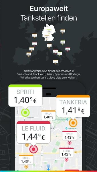 pacedrive europaweit