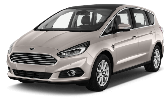ford s-max frontansicht