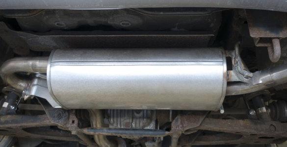 abgasanlage auto