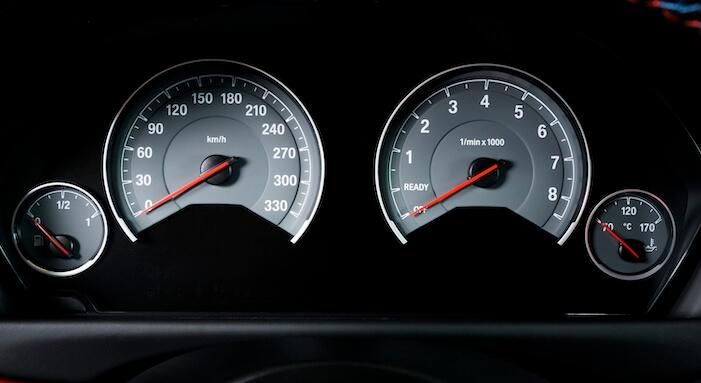 drehzahlen und geschwindigkeit auto