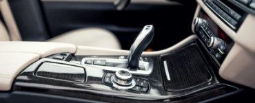 automatikauto innenraum
