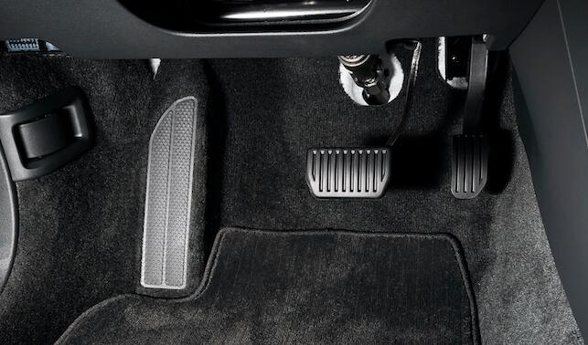 zwei pedale im automatikauto