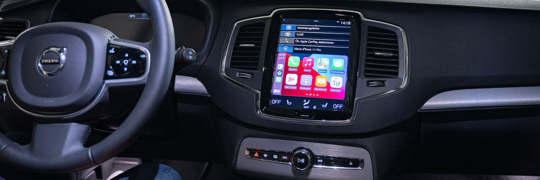 apple carplay im auto