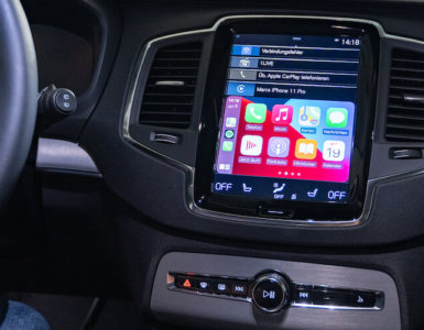 apple carplay im auto
