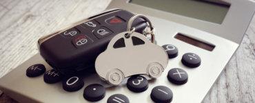 autoschlüssel auf taschenrechner