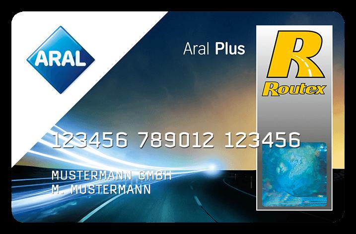aral card plus tankkarte