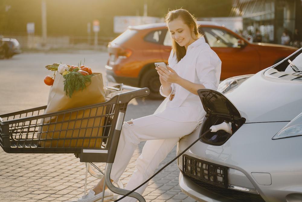 elektroauto laden über smartphone app