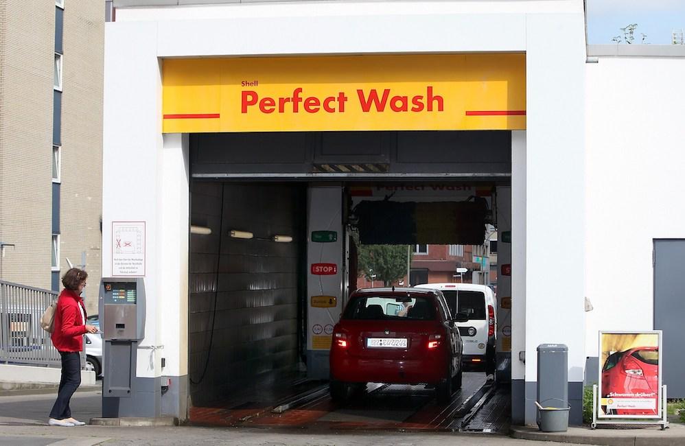 shell waschanlage perfect wasj