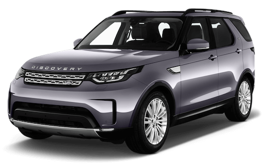 land rover discovery frontansicht