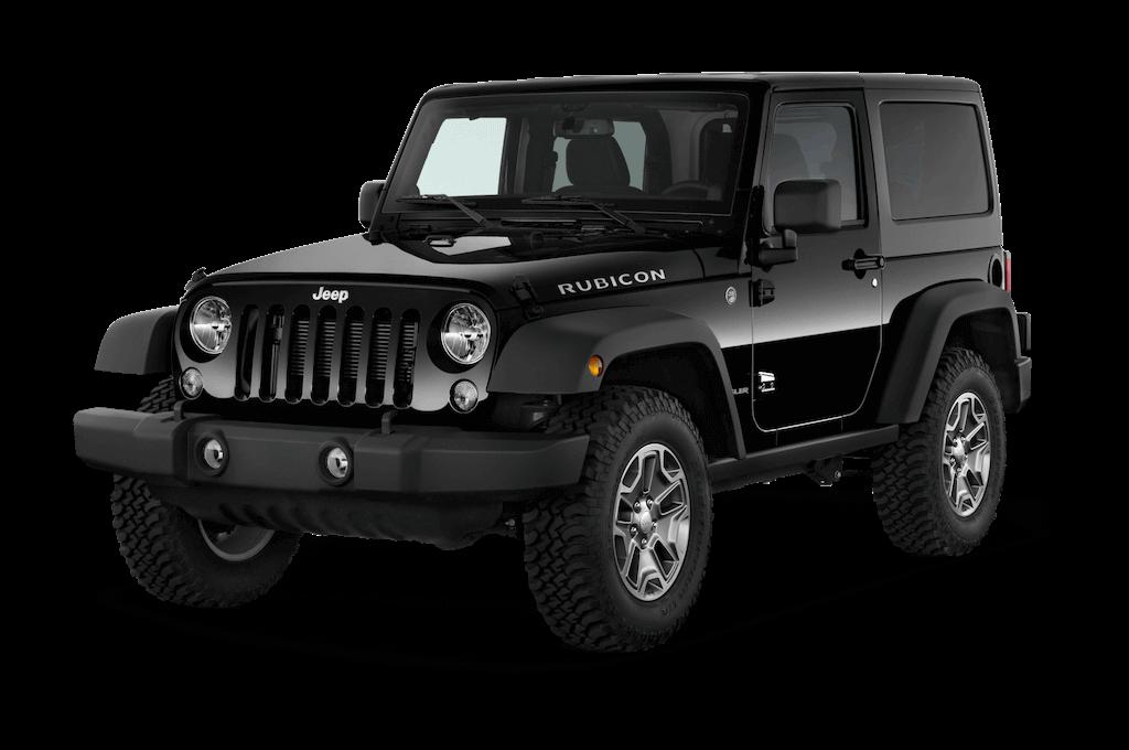 jeep wrangler geländewagen frontansicht