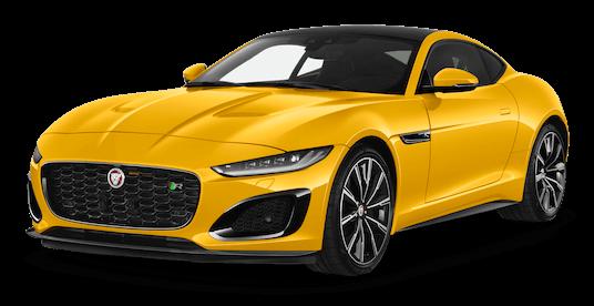 jaguar f type front