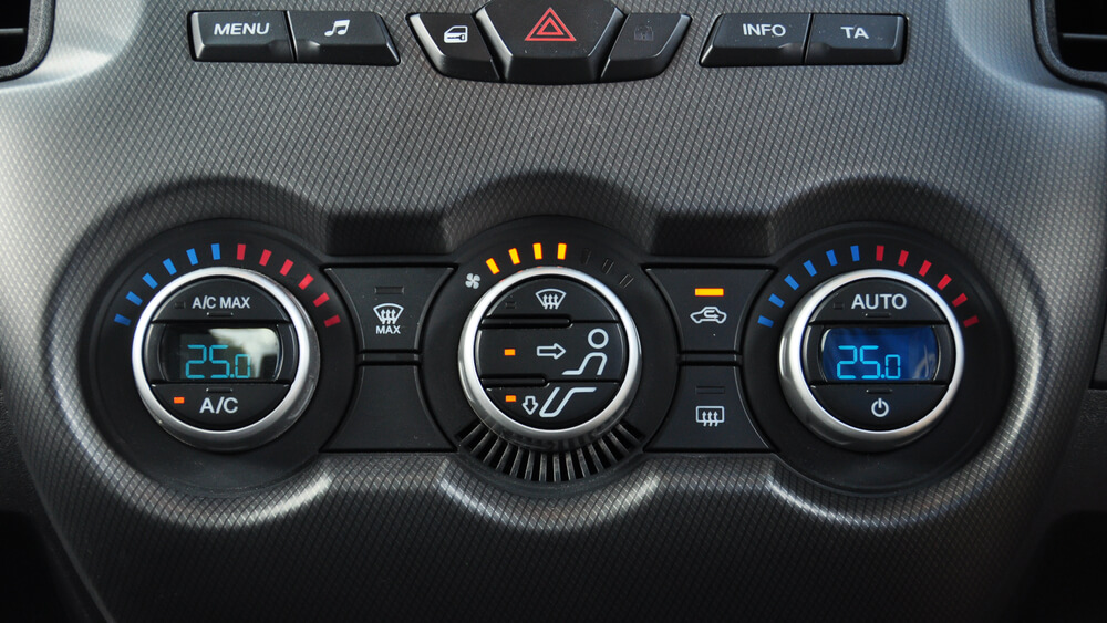 automatische auto klimaanlage