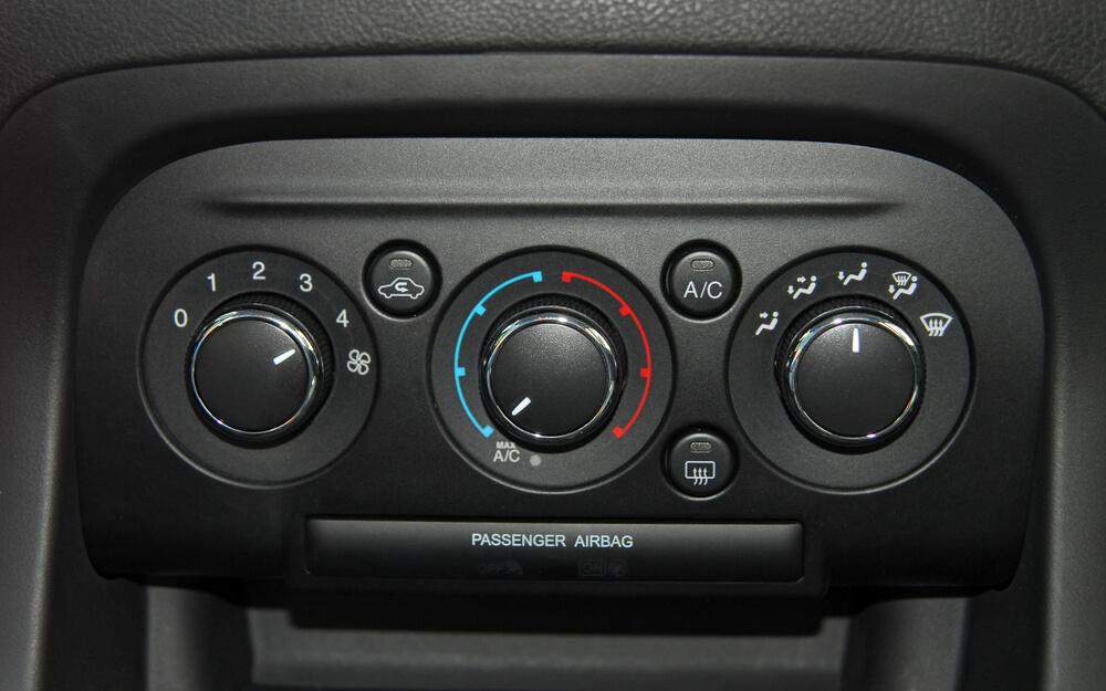 manuelle auto klimaanlage