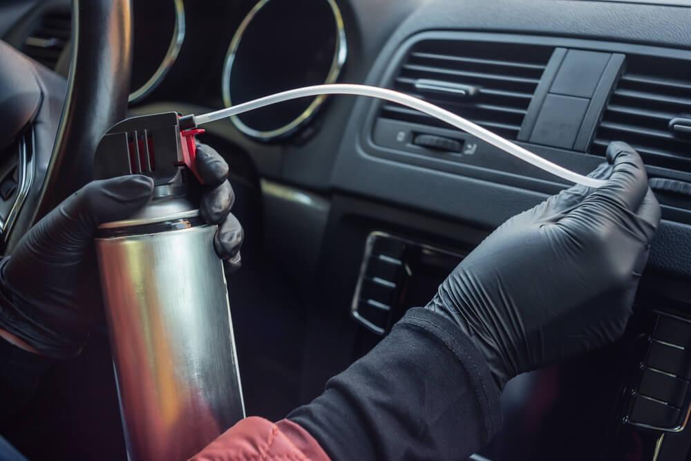 auto klimaanlagen reinigungsschaum